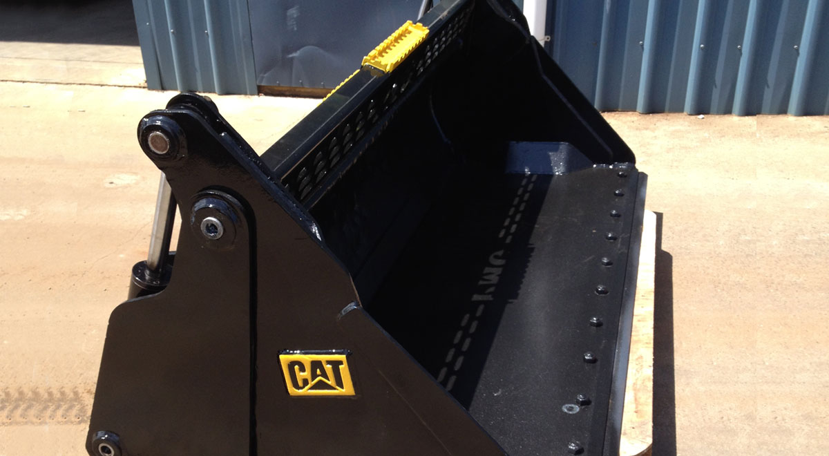 Refurbished Bobcat Bucket