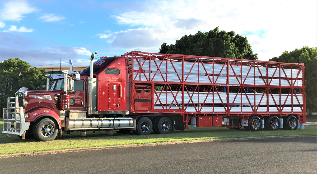 Rytrans Cattle Trailer  |  2016